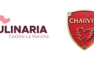 Charvet patrocinador oficial de Culinaria CLM 2018